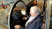 Mick Lamb tries out the Harrier